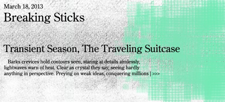 TravelingSuitcase