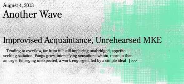 Unrehearsed