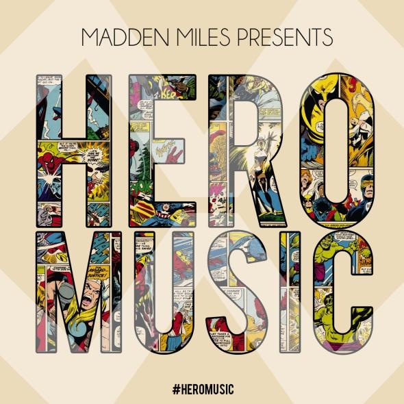 #HeroMusic Cover